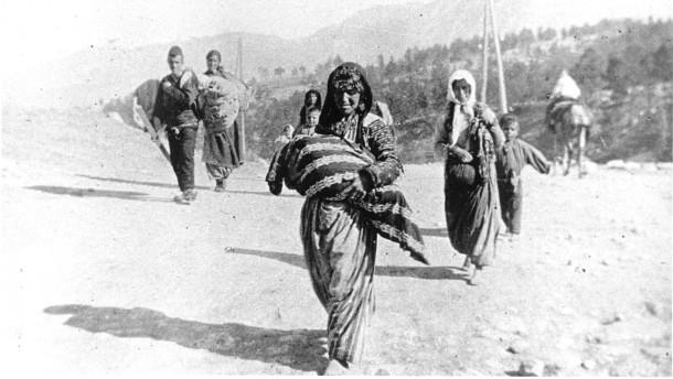 todesmarsch-armenierin